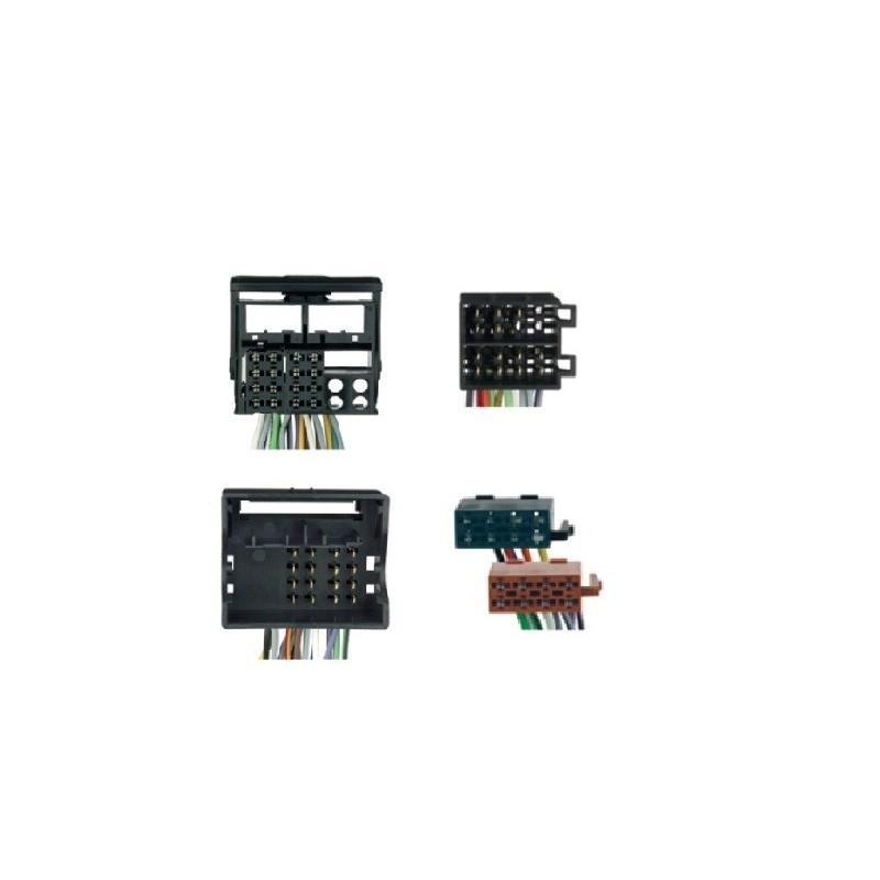 Conjunto conectores ISO-OEM MAN