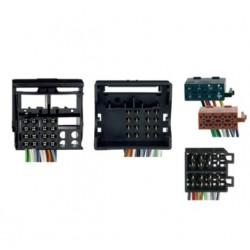 Conjunto conectores ISO-OEM Saab