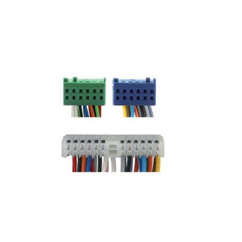 Conjunto conectores auxiliares para Vw, Audi