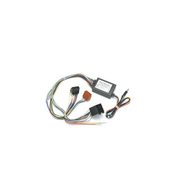 Conmutador teléfonico con cableado ISO