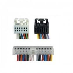 Conjunto conectores auxiliares BMW, Citroen, Ford, Mercedes, Peugeot, Seat, Volkswagen