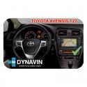 Radio Dynavin N6 Toyota Avensis T27