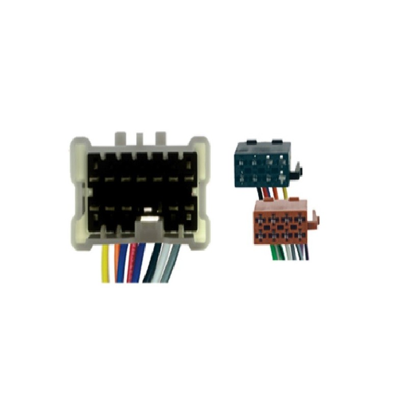 Conector ISO Renault