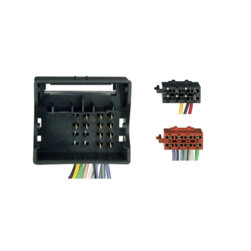 Conector ISO Seat