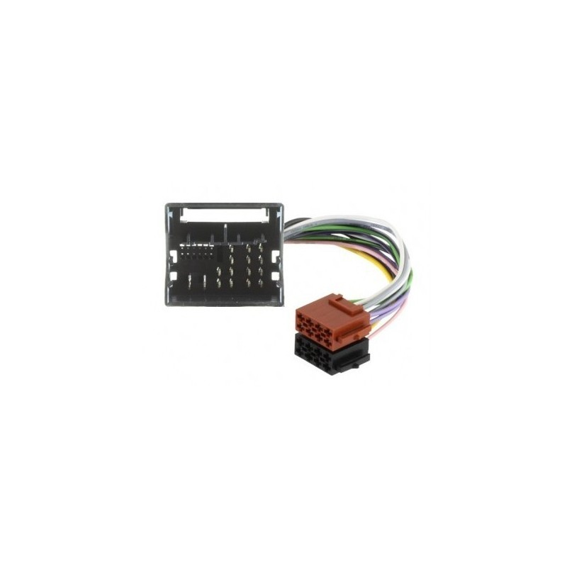 Conector ISO AUDI