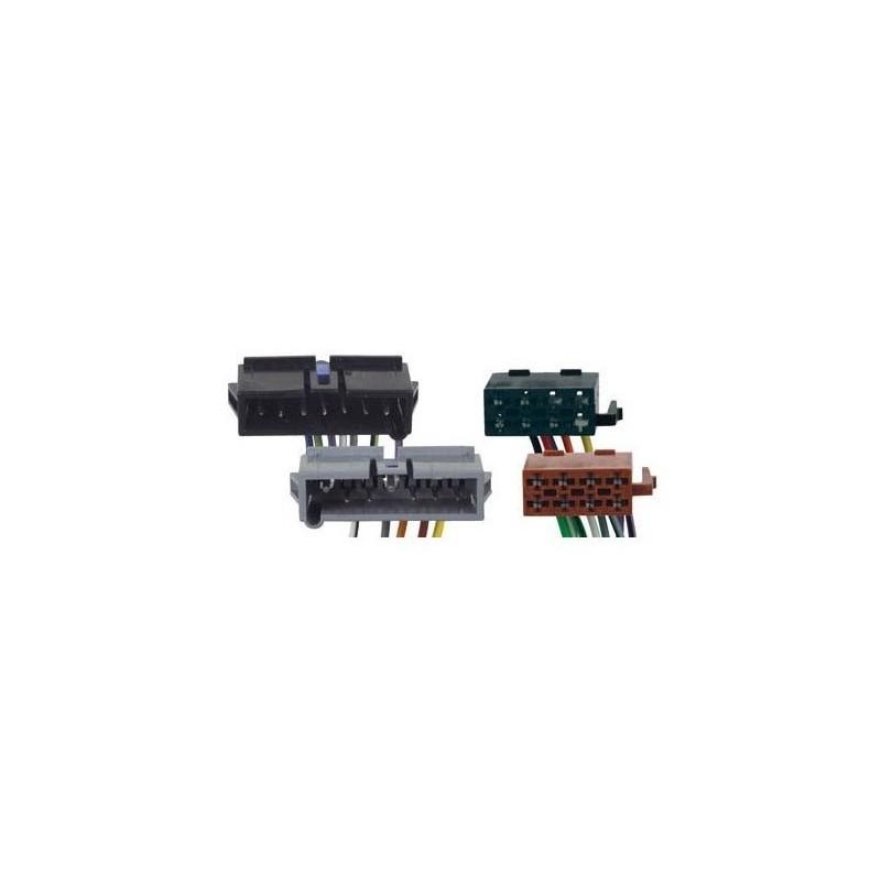 Conector ISO Chrysler