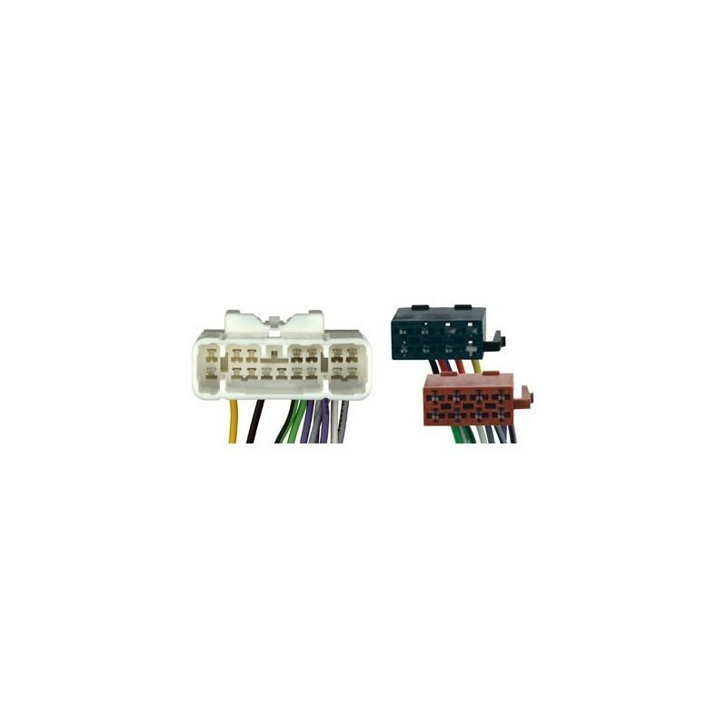 Conector ISO Toyota