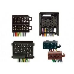 Conjunto conectores ISO-OEM BMW, Land Rover