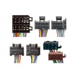 Conjunto conectores ISO-OEM Chevrolet