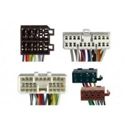 Conjunto conectores ISO-OEM Daewoo, Ssangyong