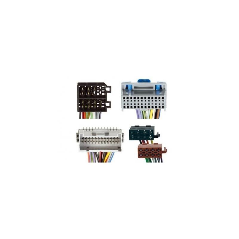 Conjunto conectores ISO-OEM Hummer