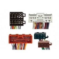 Conjunto conectores ISO-OEM Mazda, Ford