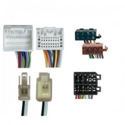 Conjunto conectores ISO-OEM Mitsubishi