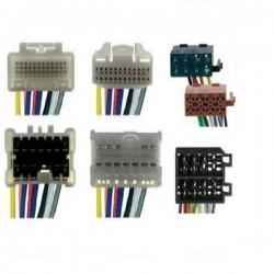 Conjunto conectores ISO-OEM Renault,Dacia, Mercedes