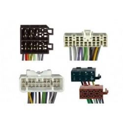 Conjunto conectores ISO-OEM Toyota