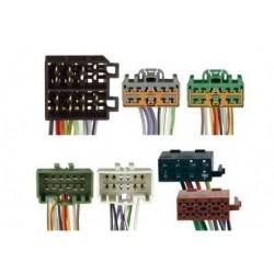 Conjunto conectores ISO-OEM Volvo