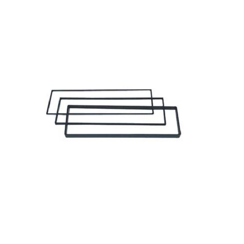 Marco plastico reductor norma ISO
