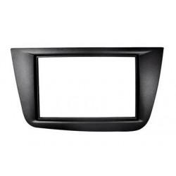 Soporte auto-radio doble DIN Seat