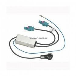 Conector antena BMW, Peugeot, Opel, Citroen