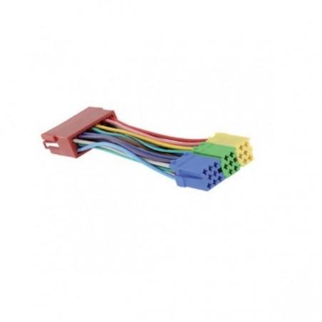 Conector triple mini ISO