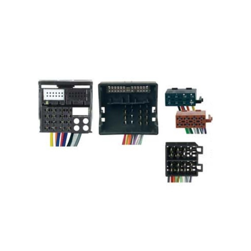 Conjunto conectores ISO-OEM Seat