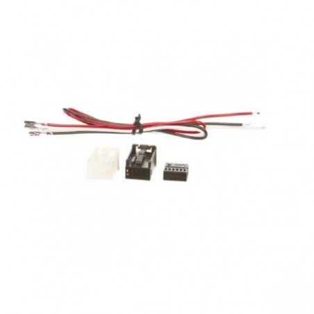 Conjunto conector auxiliar Quadlock Audi, VW,