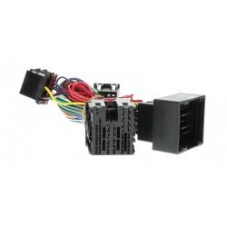 Conjunto conectores ISO-OEM Citroën 17, Peugeot 17