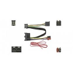Conjunto conectores ISO-OEM Ford Transit Custom 18, Fiesta 18, Focus 18