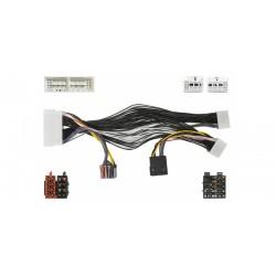 Conjunto conectores ISO-OEM Kia Soul , Ceed 16, Hyundai Elantra 16