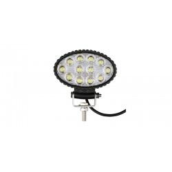 Faro de trabajo ovalado de 12 LED OSRAM