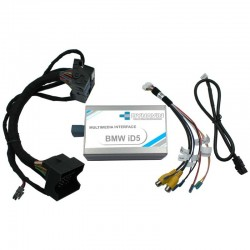 BMW EVO - INTERFACE MULTIMEDIA DYNALINK