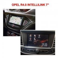 OPEL ASTRA, CROSSLAND, GRANDLAND, MOKKA (+2016)... - INTERFACE MULTIMEDIA
