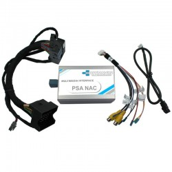 PEUGEOT NAC, CITROEN NAC, OPEL NAC... - INTERFACE MULTIMEDIA DYNALINK