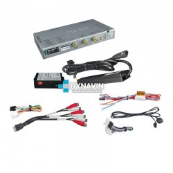 PEUGEOT, CITROEN MyWay, eMyWay RNEG, Navidrive 3D, NG4 RT3 evo, RT4, RT5- INTERFACE MULTIMEDIA DYNALINK