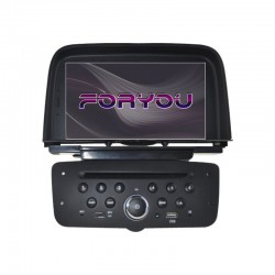 FIAT STRADA, IDEA, PALIO, GRAN SIENA - 2DIN GPS HD USB SD DVD BLUETOOTH