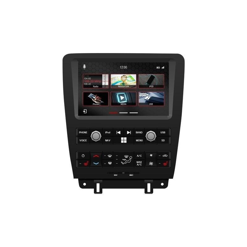 Kit de integracion din autoradio para audi a2 a3 8l a6 c5 a4 b5 Bose activamente sistema mini ISO