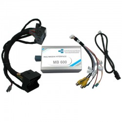 MERCEDES NTG6.0 CLASE A W177, C W205, E W213, S W220, SPRINTER W907, W910 - INTERFACE MULTIMEDIA DYNALINK