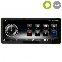 """MERCEDES GLK X204 (2007-2015) - ANDROID 10,25"""""""