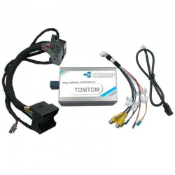RENAULT, OPEL TOMTOM - INTERFACE MULTIMEDIA