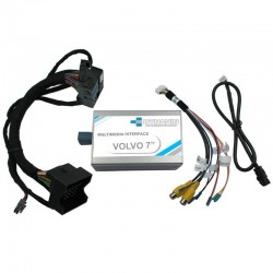 "VOLVO SENSUS CONNECT 7"" - INTERFACE MULTIMEDIA DYNALINK"