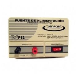 Transformador 220 v. a 13.8 v. 10 Amp.