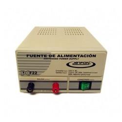 Transformador 220 v. a 13.8 v. 22 Amp.