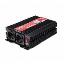 Convertidor 12v a 220V 1000 w.