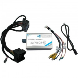 AUDI MMI 3G LOW/HIGH, AUDI RMC - INTERFACE MULTIMEDIA DYNALINK