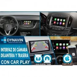 "OPEL INTELLILINK 8"" (+2014) CAR PLAY, CAMARA TRASERA, CAMARA DELANTERA"