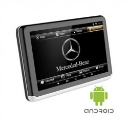 "PANTALLA TÁCTIL 10,1"" HD, CD*, DVD*, USB, SD. DIGITAL CABECEROS CON SEGURIDAD ACTIVA"
