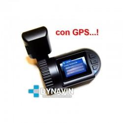 CÁMARA GRABACION HD. POSICIONAMIENTO GPS CON RUTAS MARCADAS EN GOOGLE MAPS