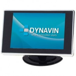 "MONITOR 3,5"": AV IN + CAM IN"
