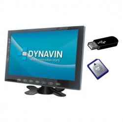 "MONITOR 7"": AV IN + CAM IN. SD, USB"