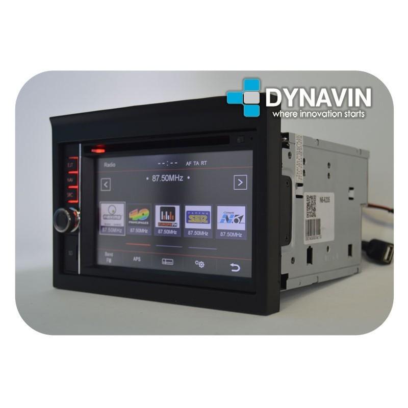 PORSCHE 911 TYP 996 PCM (1997-2006), PORSCHE BOXTER TYP 986 (1996-2004) - DYNAVIN N6